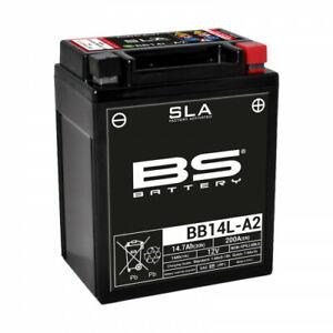 321063 - Batería BS Battery BB14L-A2SLA Sin Mantenimiento Habilitado Fábrica