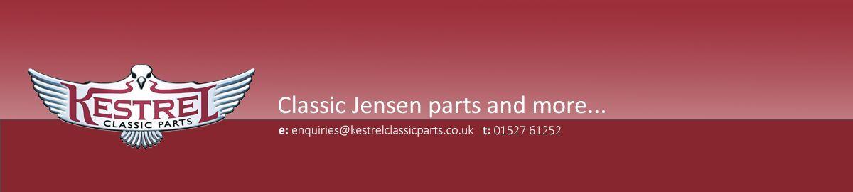 Kestrel Classic Parts