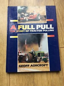 tractor pulling book,a full pull
