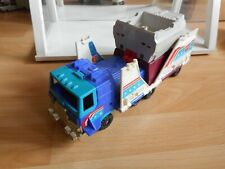 Hasbro 1990 Transformers Micromasters Battlefield Headquarters Cab + Shuttle