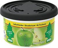 Wunderbaum Duftdose +/- 60 Tage Duft Duftdöschen Duftbaum Lufterfrischer Apfel