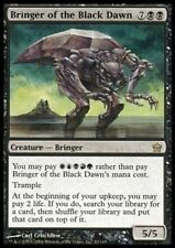 1x BRINGER OF THE BLACK DAWN - Rare - Fifth Dawn MTG - NM - Magic the Gathering