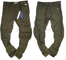 NEUF G-Star W-34 L-34 Arctic Omega Arc Loose Tapered Pantalon Wild Olive