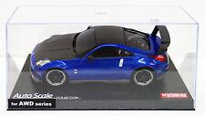 Kyosho Mini Z MZP428MB NISSAN FAIRLADY Z (Z33) NISMO S-tune Metallic Blue