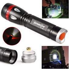 3000LM 3Modes UltraFire CREE XML T6 LED Zoommabile 18650 Torcia Elettrica Lampad