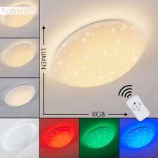Plafonnier LED Lampe à suspension ronde Lampe de chambre à coucher Lustre 184519