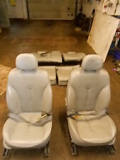 Sitz Sitzgarnitur Renault Laguna 2 II Kombi Bj.2001-2005 komplett Leder