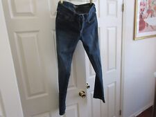 Lucky Brands , Lola Skinny  , Ladies Size 6/28  , Vintage , Blue Color