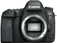 CANON EOS 6D Mark II Body Spiegelreflexkamera VOM HÄNDLER NEU & OVP + RECHNUNG