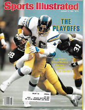 SPORTS ILLUSTRATED - SAN DIEGO'S CHUCK MUNCIE FROM JANUARY 17, 1983