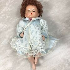Doll Body Marked Real Seeley Doll Usa Ideal Doll Head Playhouse Doll Wig