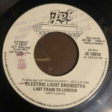 Electric Light Orchestra – Last Train To London / Telephone Line - 7-7048