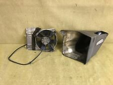 Mercedes-Benz W463 G350 Turbodiesel, 500GE Fan Shroud with fan and cover