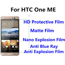 3pcs For HTC One ME High Clear/Matte/Anti Blue Ray Screen Protector