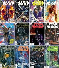 STAR WARS 2013 Ongoing Comic Lot (12) issue Run #1 2 3 4 5 6 7 8 9 10 1st print