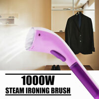1KW Handheld Clothes Garment Steamer Fabric Fast Portable Steam Iron Home