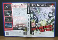 THEY CAME FROM THE SKIES - PS2 - PlayStation 2 - PAL - Italiano - Usato