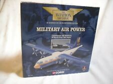 Corgi Aviation 48402 Lockheed KC-130F Hercules Blue Angels