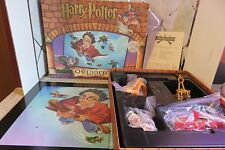 2000 Harry Potter Quidditch The Game Board Game COMPLETE by University Games