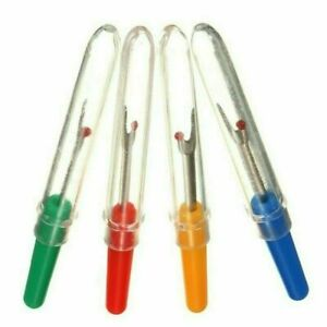 4 x Unpicks / Stitch Rippers Very Useful!