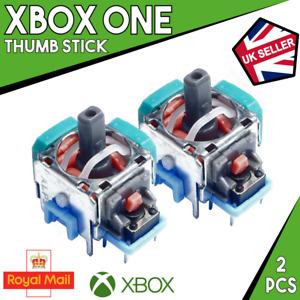 2pcs Xbox One Joystick Thumb Stick Controller Sensor Module Replacement Part R/L