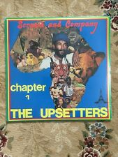 LEE PERRY / V.A. – Scratch And Company : Chapter 1 The Upsetters - Reissue LP