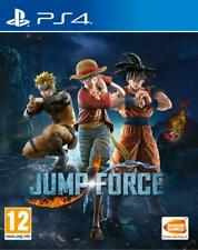 JUMP FORCE PS4 EU NUOVO PLAYSTATION 4 ITA DRAGON BALL ONE PIECE NARUTO HXH