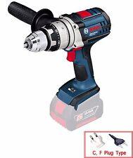 BOSCH GSB 18VE-2-LI Electric Cordless Hammer Drill 18V Robust Series Bare tool