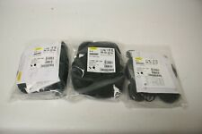 Lot of 3 Jabra Evolve 30 Ii Mono Ms Over the Ear Wired Headset - Black