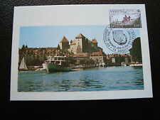 FRANCE - carte 1er jour 28/5/1977 (annecy) (cy39) french