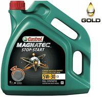 5W-30 CASTROL MAGNATEC STOP-START C3 Motoröl / 1 x 4 Liter