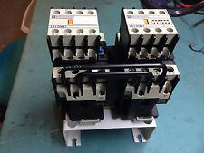 Telemecanique ATV Control Relay Block, Model: LC2D2501