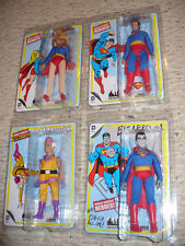 Lot of 4 Official World's Greatest Heroes 8