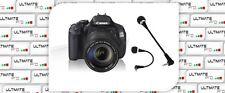 Microphone kit part mic compatible - Canon Rebel T5i 700D D T4i 650D T4i T3i 650