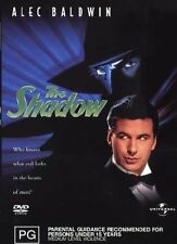 The Shadow (DVD, 2003)REGION-2+4, NEW AND SEALED, FREE POST WITHIN AUSTRALIA