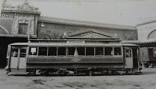 USA782 - NEW YORK CITY RAILWAYS Green Lines - TROLLEY CAR No473 PHOTO - USA