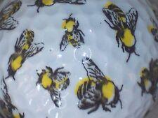 Bee Honey Bumble Bee Neat Logo Golf Ball