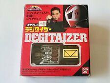 Denjii Sentai Megaranger Degitaizer Power Rangers in Space Astro Morpher