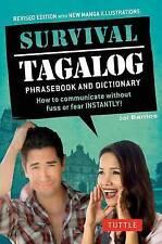 Survival Tagalog carnet & dictionnaire: comment communiquer sans tracas ou FEA