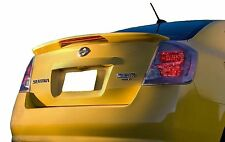 UNPAINTED REAR WING SPOILER FOR A NISSAN SENTRA SER FACTORY STYLE 2007-2012