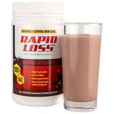 Rapid Loss Shakes Assorted Flavours 750G Meal Replacement Weight Loss