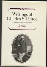 Writings of Charles S. Peirce: A Chronological Edition, 1867-1871 (Wri-ExLibrary