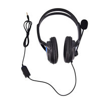 Wired Gaming Headset Headphones with Microphone for PS4 PC Laptop Mac Phone  X
