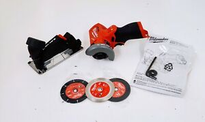 """Milwaukee 2522-20 M12 Fuel 3"""" Compact Cut-off Tool (Tool Only)"""