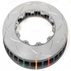 DBA Front Slotted Brembo Only Rep Disc (No hardware or hat) FITS 09-11 Nissan
