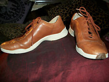 TIMBERLAND Cool Camel Leather Oxford Shoes Size 6M