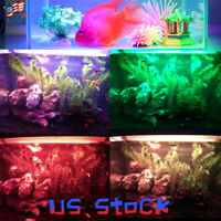 Waterproof  Plug LED Aquarium Fish Tank Waterproof 5050 SMD LED Bar Light Lamp