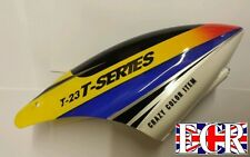 MJX T23 RC HELICOPTER PARTS & SPARES CANOPY BODY YELLOW
