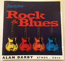 ALAN DARBY Rock & Blues CD production/library music ATMOS-CD56 Bill Liesegang