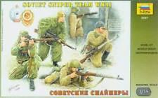 Zvezda 1/35 Soviet Sniper Team WWII # 3597
